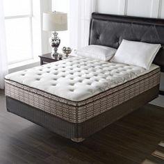 Sealy Posturepedic 'Fenway' Eurotop Sleep Set Canada Shopping, Sleep Set, Online Furniture, Mattress, Appliances, Bedroom, Home Decor, Gadgets, Accessories