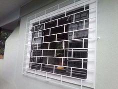 Home Grill Design, Window Grill Design, House Design, Living Room Partition Design, Room Partition Designs, Chair Design, Furniture Design, Window Security, Window Repair