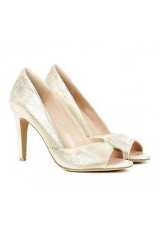 Peep toe pumps - Karrie