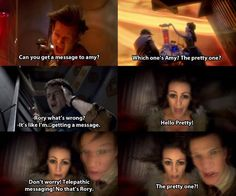 rory the pretty one - doctor who and the tardis Matt Smith, Dr Who, Netflix, Doctor Who Quotes, Rory Williams, 11th Doctor, Don't Blink, Torchwood, Geek Out