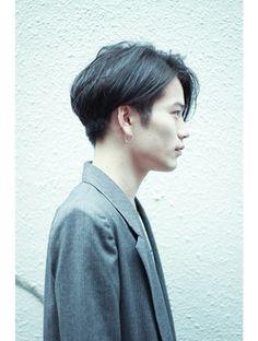 ミンクス アオヤマ(MINX aoyama) 松田翔太風☆ハイセンス2ブロックミディアム