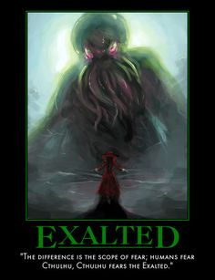Exalted posted by Ksheep