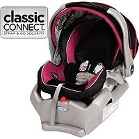 SnugRide Classic Connect 35 In Sable Provides Comfort And Protection For Babies From 4 Baby Trend Car SeatBaby