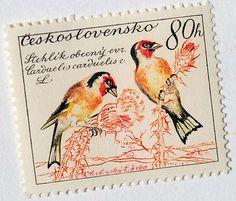 1959 Czechoslovakian postage stamp designed by  Karel Svolinsky and engraved by Jirka Ladislav