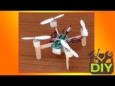 █ Cómo hacer un Quadcopter Casero █ - YouTube
