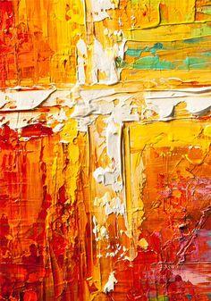 Acrylic Painting Canvas, Canvas Art Prints, Knife Painting, Art Texture, Cross Art, Cross Paintings, Contemporary Paintings, Modern Artwork, Modern Prints
