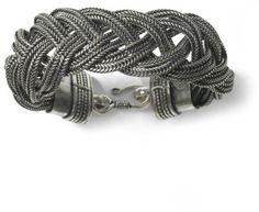 ShopStyle: Brittany Braided Bracelet