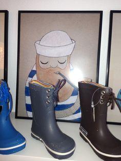 Bundgaard Childrens Wear/ Illustrations Michelle Carlslund