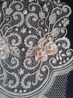 More amazing crochet from Russia. So beautiful!