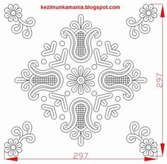Embroidery Assorted Patterns Kits with Bamboo Hoop Hungarian Embroidery, Folk Embroidery, Learn Embroidery, Indian Embroidery, Creative Embroidery, Chain Stitch Embroidery, Embroidery Stitches, Embroidery Patterns, Stitch Head