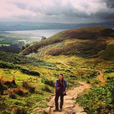 Conich Hill, Loch Lomond via The Aberdeen Wife