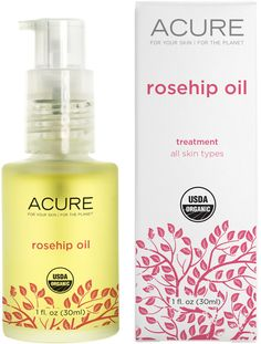 Acure Organics Rosehip Oil - $13 http://shopstyle.it/l/dEgT