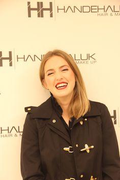 HANDEHALUK Hair & MakeUP #sac #makyaj #moda #stil #hair #makeup #handehaluk  #salon www.handehaluk.com