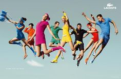 Lacoste - Jumping