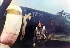 """P-47 Thunderbolt - """"Tipsy""""."""