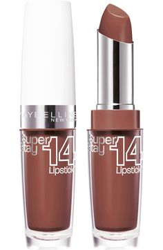 Super Stay 14H Lippenstift lasting chestnut 720