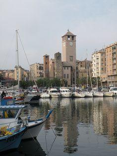 Porto di Savona, Liguria, Italy