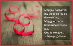 God is met jou. God Is, Evening Greetings, Afrikaanse Quotes, Something Beautiful, Positive Thoughts, Encouragement, Place Card Holders, Positivity, Meet