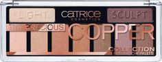 Precious Copper Eyeshadow Palette 010