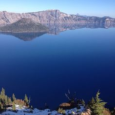 No filter ever needed at Crater Lake.