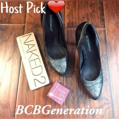 💝HP💝🔰NWOT🔰 Super Cute High Heels 💝Style Crush HP 9-29-16💝Super Cute Brand New Heels. Never Worn BCBGeneration Shoes Heels