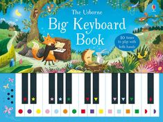 """Find out more about """"Big keyboard book"""", write a review or buy online."""
