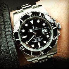 New day new watch  #rolex#submariner#116610LN by baydk #rolex #submariner