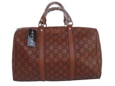 Holiday Favorite Choice, Gucci Duffels Craft Browns Tl-211