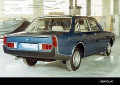 OG   1968 Volvo P1560 Sedan   Prototype