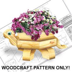 woodworking planters