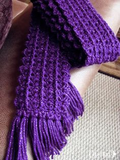 Free+Fun+Crochet+Scarf+Patterns   Its my first pattern I've ever written up! I hope the instructions are ...