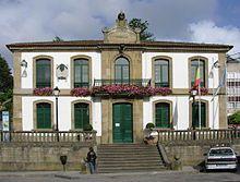 Coruña Rianjo - Ayuntamiento