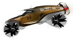 Car Design - (C) Vladimir Budko http://cardesigncore.blogspot.com/