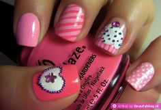 I love these nails I want to do them