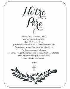 ma_premiere_prière_verso_notre_père baptême Catho Rétro