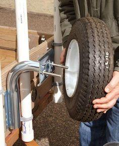 4-Pack Encastré 5,000 LB D-Ring Remorque Cargo Floor Anchor Tie Downs