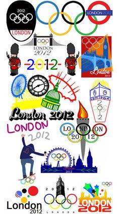 2012 Olympics logos