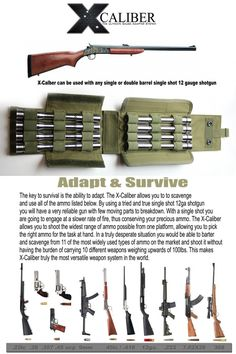 Chiappa Resurrects the M6 Survival Gun w/ 10+ Caliber Options - The Firearm BlogLoading that magazine is a pain! Get your Magazine speedloader today! http://www.amazon.com/shops/raeind