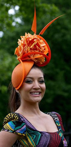 Day One at Royal Ascot in pictures  the hats e2cf284fbce