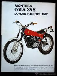 Resultado de imagen de motos trial año 80