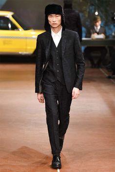 #Menswear #Trends Antonio Marras Fall Winter 2015 Otoño Invierno #Tendencia #Moda Hombre   F.Y.