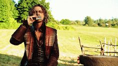 Rumpelstiltskin from OUAT - Updating jacket and boots with leather! Carl Fredricksen, Film Up, Birthday Collage, Web Pics, Once Up A Time, Emilie De Ravin, Rumpelstiltskin, Robert Carlyle, The Shepherd