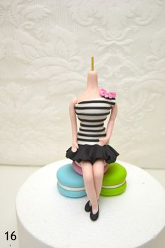 how to: parisienne cake tutorial