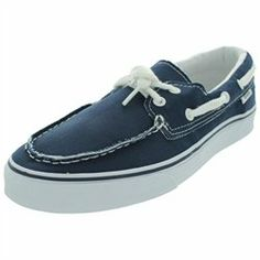 The Vans Zapato Del Barco is a traditional boat shoe designed with the  classic Vans styling. 53034a587