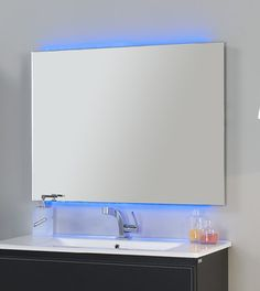 macral design led mirror 32 full color with remote control anti fog system