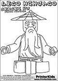 lego ninjago airjitzu coloring pages - photo#50