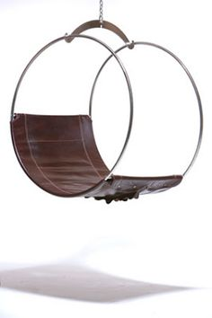 Egg hanging from ceiling Chair | The seating award was snapped up by Egg Designs , who based their idea ...