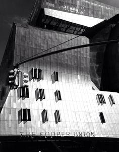 Cooper Union, New York