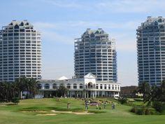 KUUNSÄTEESSÄ: Crystal Bay Golf Club, Thaimaa