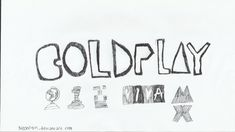 Coldplay : My Album Discography by neonr4in
